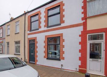 Pearl Street, Cardiff CF24. 3 bed terraced house for sale