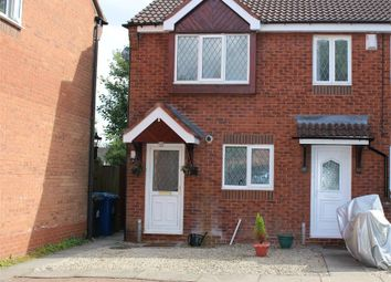 Thumbnail 2 bed end terrace house to rent in Bronte Court, Tamworth, Staffordshire