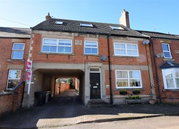 Thumbnail 3 bed flat for sale in West Road, Oakham