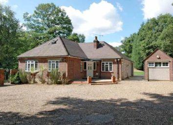 Thumbnail 6 bed detached house to rent in Hardwick Lane, Lyne, Chertsey, Surrey
