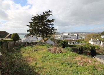 Land for sale in Rock End Avenue, Torquay TQ1