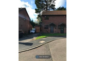 Thumbnail 3 bed semi-detached house to rent in Woolwich Close, Bursledon, Southampton