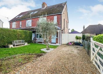 Thumbnail 3 bed semi-detached house for sale in Broad Road, Hambrook, West Sussex