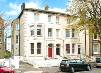 Thumbnail 2 bedroom flat to rent in Selborne Road, Hove, East Sussex