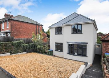 Thumbnail 4 bedroom detached house for sale in Hillside Avenue, Southampton