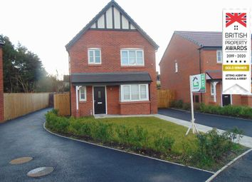 3 bed detached house to rent in Sapling Crescent, Liverpool L32
