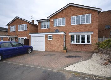 Thumbnail 5 bed detached house for sale in Badgerwood Drive, Frimley, Camberley