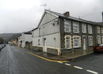 Thumbnail 1 bed flat for sale in Herbert Street, Abercynon