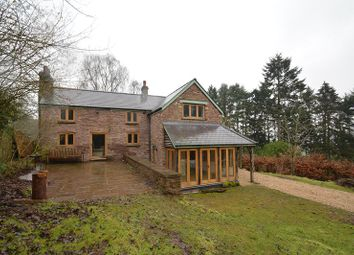 Thumbnail 3 bed detached house for sale in Bannut Tree Cottage, Garway Hill, Hereford.