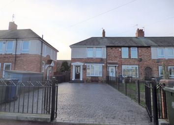 Thumbnail 2 bed terraced house for sale in Kennington Grove, Walker, Newcastle Upon Tyne