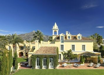 Thumbnail 8 bed villa for sale in Aloha, Marbella Nueva Andalucia, Costa Del Sol