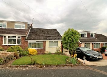 Thumbnail 2 bed semi-detached bungalow for sale in Caroline Close, Werrington, Stoke-On-Trent