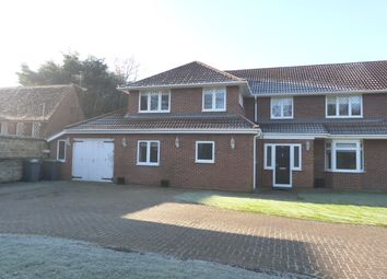 Thumbnail 5 bed semi-detached house for sale in Bedford Street, Woburn