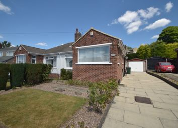 Thumbnail 2 bed semi-detached bungalow for sale in Jowett Park Crescent, Thackley, Bradford, West Yorkshire