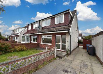 Thumbnail 3 bed semi-detached house for sale in Glenburn Gardens, Whitburn