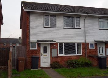 Thumbnail 3 bed terraced house to rent in Queensland Crescent, Chelmsford