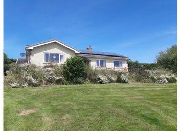 Thumbnail 4 bed detached bungalow for sale in Pontyberem, Llanelli