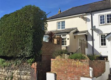 Thumbnail 2 bed terraced house for sale in Temple Street, Sidmouth