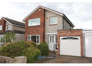 Thumbnail 3 bed detached house to rent in Fletcher Grove, Penicuik