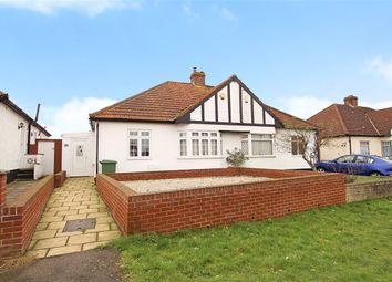 Thumbnail 2 bed semi-detached bungalow for sale in Chelsfield Road, Orpington, Kent