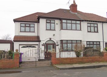 Thumbnail 4 bed semi-detached house for sale in Durley Road, Aintree, Liverpool