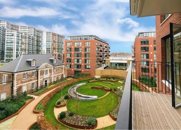 Thumbnail 2 bed flat for sale in Pavilion Square, Woolwich