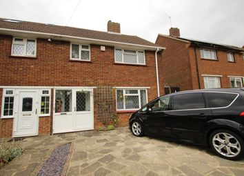 Thumbnail 3 bedroom semi-detached house for sale in Repton Road, Orpington