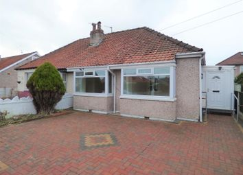 Thumbnail 2 bed semi-detached bungalow for sale in Brook Road, Heysham, Morecambe