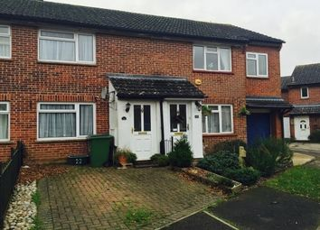 Thumbnail 2 bedroom terraced house to rent in Stratfield Avenue, Tadley