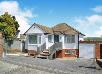 Thumbnail 4 bed bungalow for sale in Chorley Avenue, Saltdean, Brighton, East Sussex