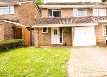 Thumbnail 3 bedroom semi-detached house to rent in Greenhaven, Yateley