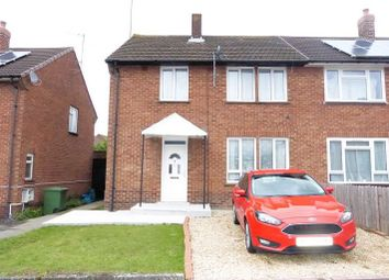 Thumbnail 3 bed semi-detached house to rent in Dinas Road, Cheltenham