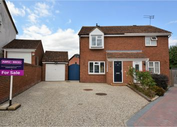 Thumbnail 3 bed semi-detached house for sale in Marlborough Way, Billericay