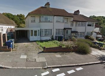 Thumbnail 3 bed end terrace house for sale in Mansfield Avenue, London