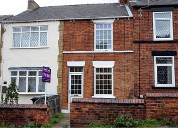 Thumbnail 2 bed terraced house for sale in Princess Street, Chesterfield