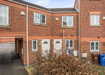 Thumbnail 3 bed semi-detached house for sale in Grants Yard, Burton-On-Trent