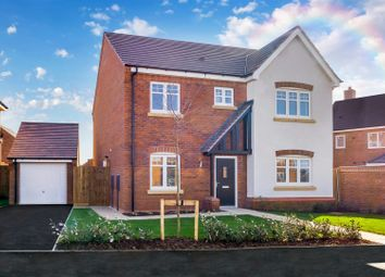 Thumbnail 4 bed detached house for sale in Waterloo Road, Bidford-On-Avon, Alcester