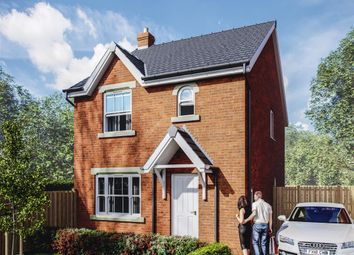 Thumbnail 3 bed detached house for sale in Plot 26 - Maes Helyg, Vicarage Road, Llangollen