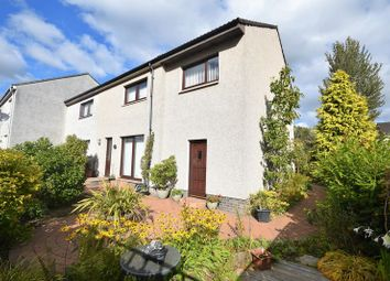 Thumbnail 3 bedroom semi-detached house for sale in Tantallon Court, Pitteuchar, Glenrothes