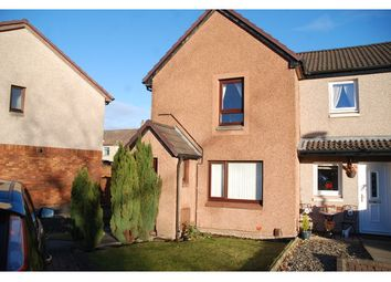 Thumbnail 2 bed terraced house to rent in Hermitage Drive, Perth