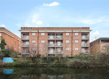 Thumbnail 2 bed flat for sale in Amber Wharf, 3 Nursery Lane, London