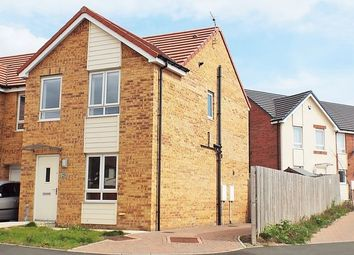 Thumbnail 3 bed semi-detached house for sale in Warrington Grove, North Shields