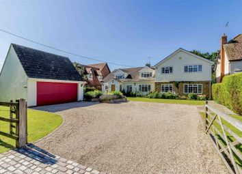 Thumbnail 6 bed detached house for sale in Plains Road, Tolleshunt Major, Maldon