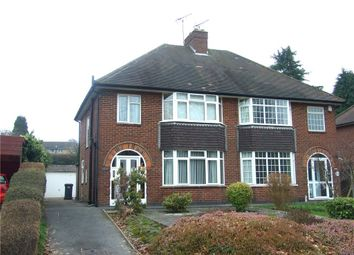 Thumbnail 3 bedroom semi-detached house for sale in Kedleston Road, Allestree, Derby