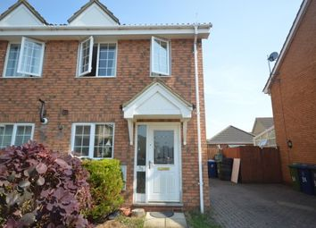 Thumbnail 2 bedroom semi-detached house to rent in Swavesey, Cambridge
