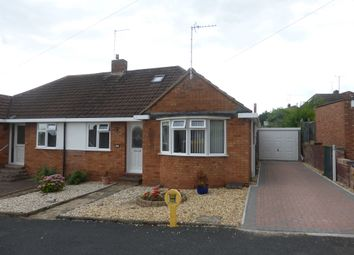 Thumbnail Semi-detached bungalow for sale in Underhill Road, Tupsley, Hereford
