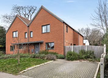 Thumbnail 2 bed semi-detached house for sale in Braddock Down, Winchester