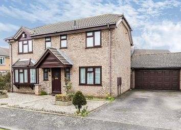 Thumbnail 4 bed detached house for sale in Eldred Drive, Great Cornard, Sudbury