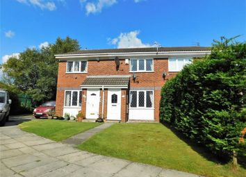 Thumbnail 2 bed mews house for sale in Hyacinth Close, Daisyfields, Stockport