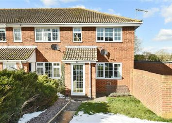 Thumbnail 2 bed end terrace house for sale in Wessex Way, Highworth, Wiltshire